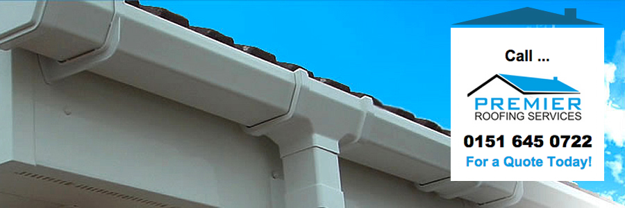Guttering wirral gutter repairs wirral roofers wirral for New gutters